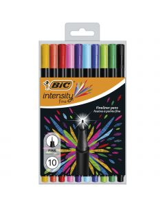 BIC Intensity Stylos Feutres Pointe Fine (0