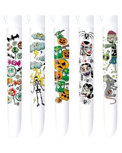 BIC 4 Colours Limited Edition - Halloween - Box of 5 Pens