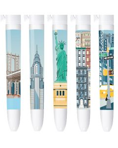 BIC 4 Colours New York design