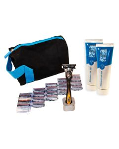 BIC Shave Club 5 Blades Classic - 6 Months Full Shave Set