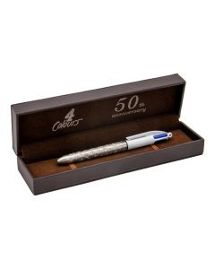 Limited Edition BIC 4 Colours 50 years Anniversary Tournaire White